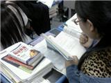 第一名下课也在看书