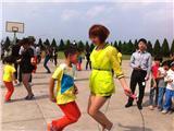 亲子双人跳绳比赛2