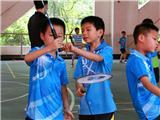 羽毛球训练7