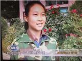 李文璐接受记者采访
