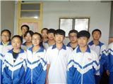 高二(3)班班委会成员