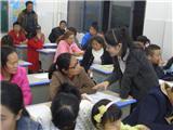 24 老师与亲切家长交流