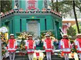 烈士陵园祭扫活动 (1)