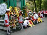 烈士陵园祭扫活动 (4)