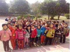 莲花镇中心小学一年级2