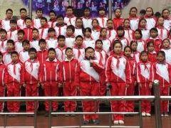 新化县上梅镇第四小学六年级1