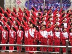 新化县上梅镇第四小学六年级4班