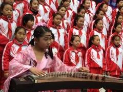 新化县上梅镇第四小学六年级5班