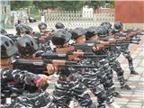 特警训练1