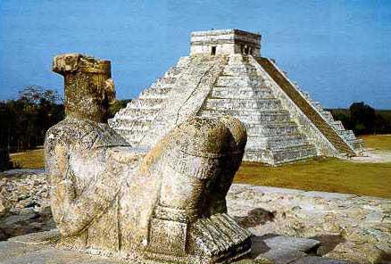 奇琴伊查库库尔坎金字塔