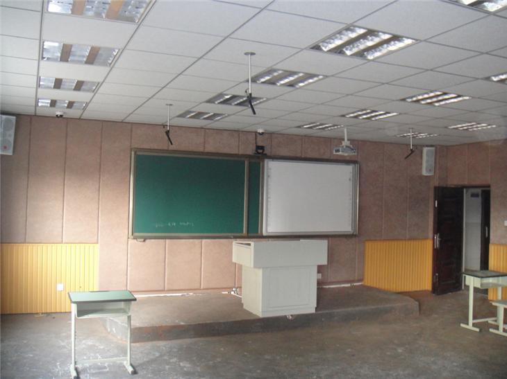 即将投入使用的网络录课室